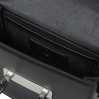 new cubo satchel micro mini black